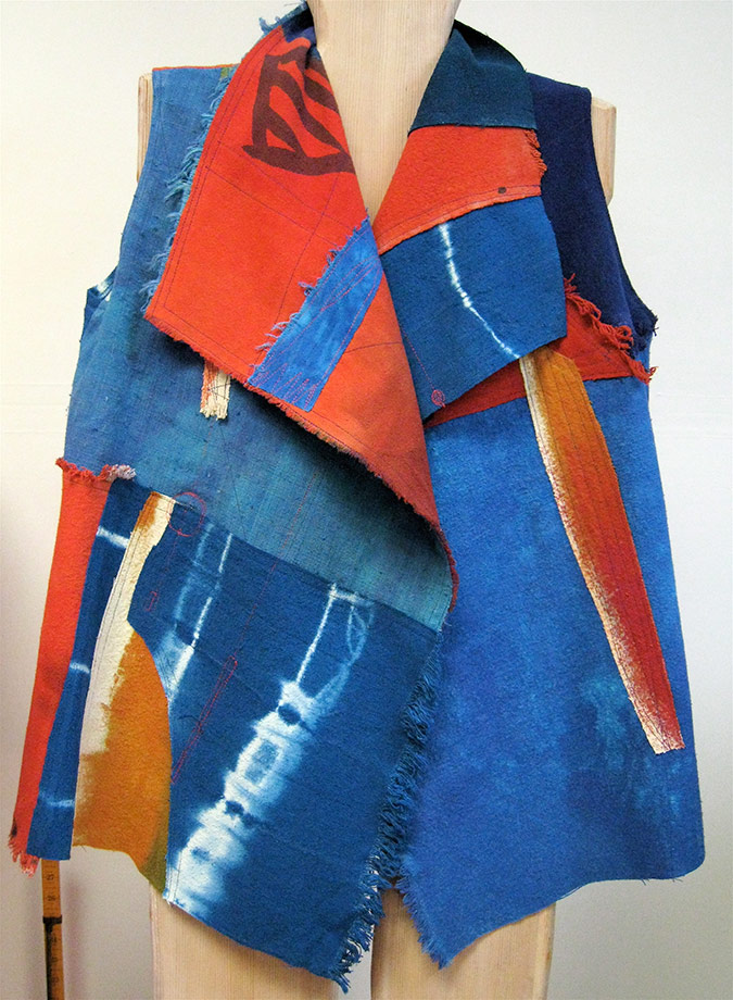 Cobalt Dervish K-Nette Vest
