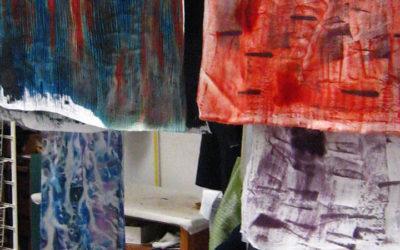 3 Cruzianas: Winter Painting
