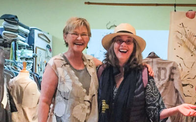 Diane Ericson and Me: Meeting of the Minds