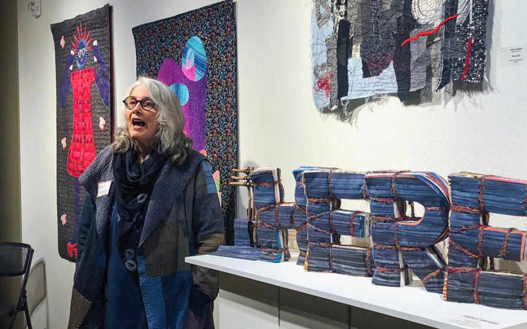 Sebastopol Center for the Arts: Art Quilt Show